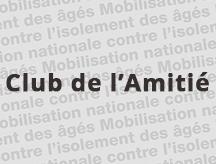 Le club de l'Amitié