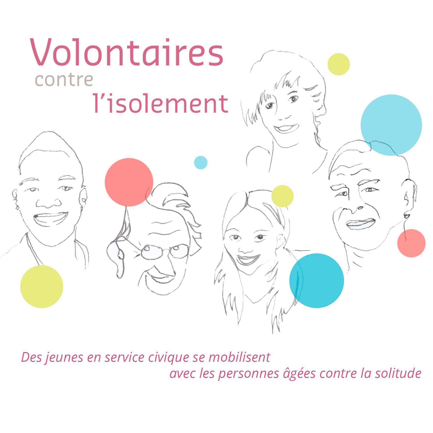 Bilan de l'expérimentation des Jeunes Volontaires contre l'isolement des âgés