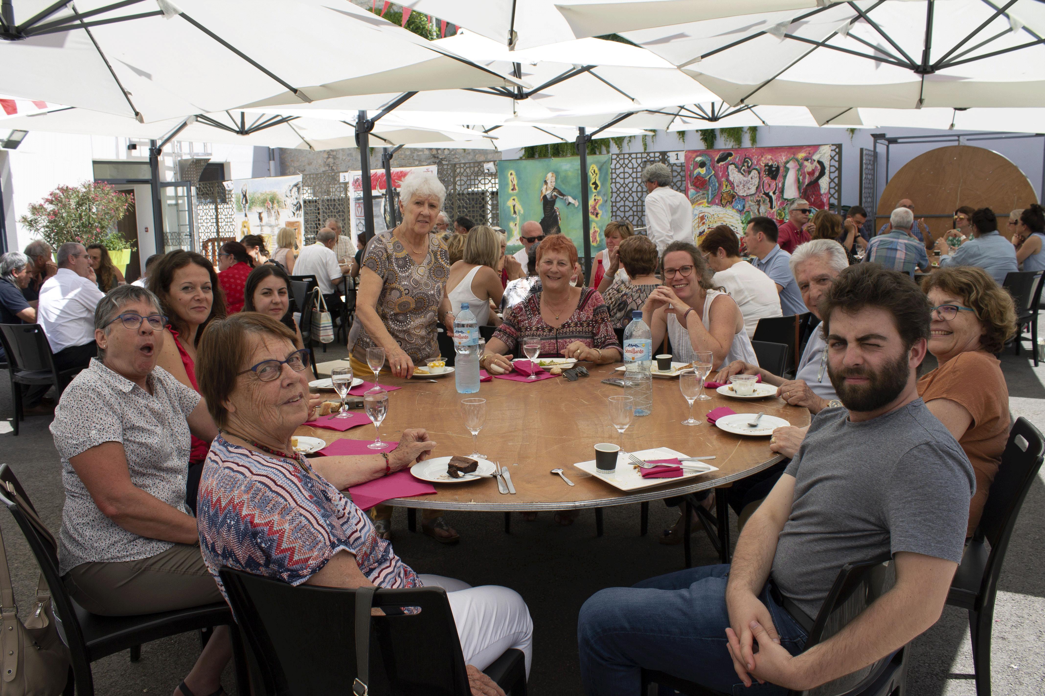 Des acteurs mobilisés pour l'assemblée générale et la rencontre inter-coopérations à Nîmes