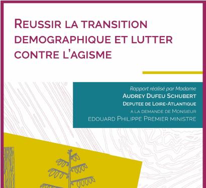 La lutte contre l'isolement social et la démarche MONALISA sont au cœur du rapport « Réussir la transition démographique et lutter contre l'âgisme »