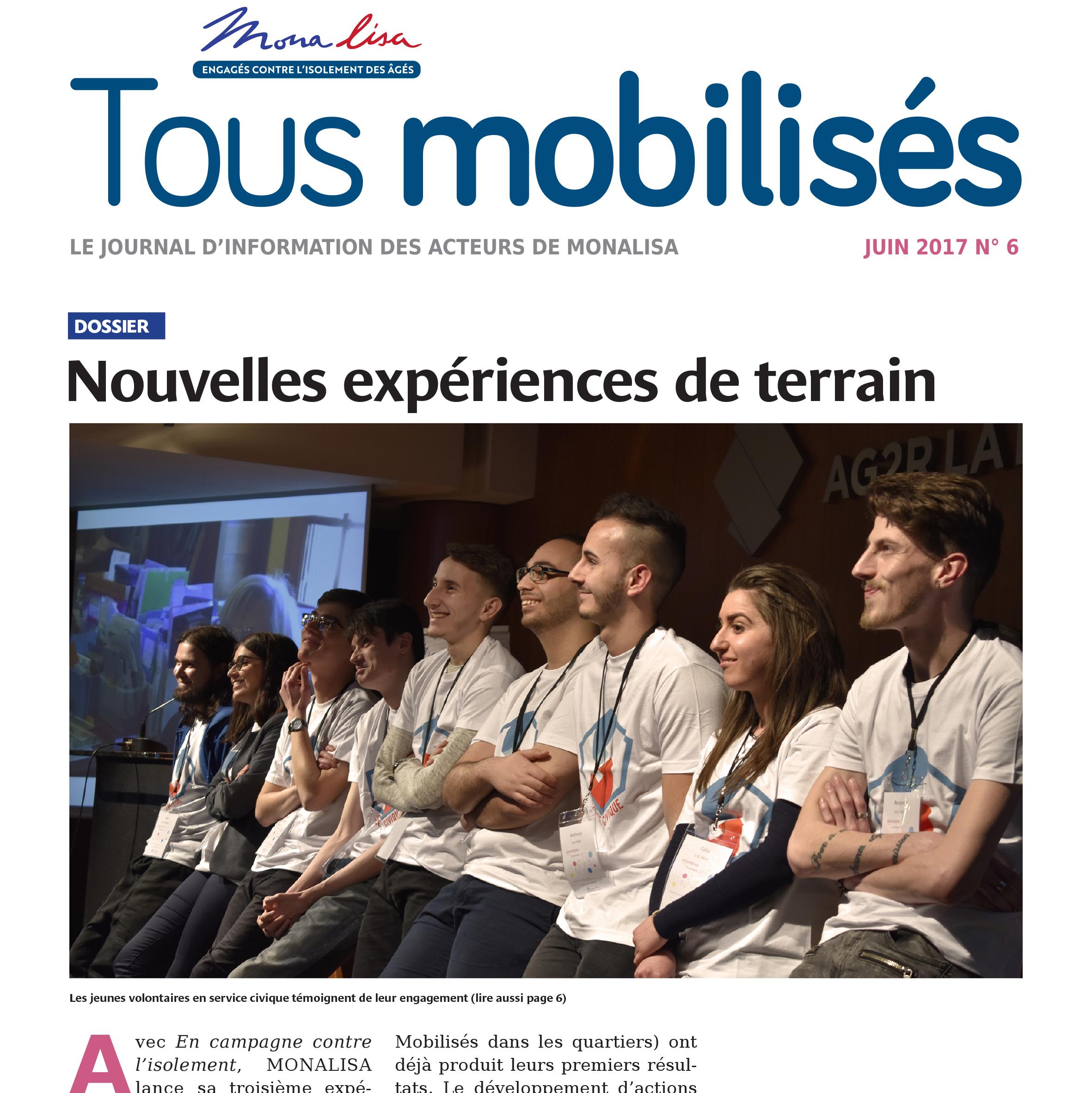Journal Tous Mobilisés #6