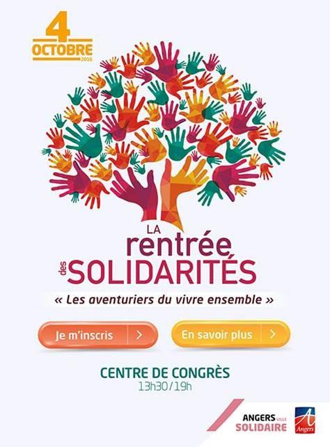 La rentrée des solidarités d'Angers
