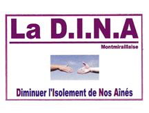 La D.I.N.A montmiraillaise
