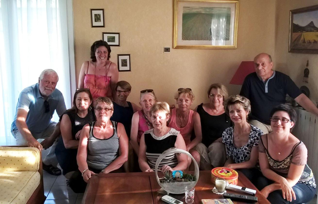 A Juvignac, l'équipe citoyenne a concrétisé son projet de visites