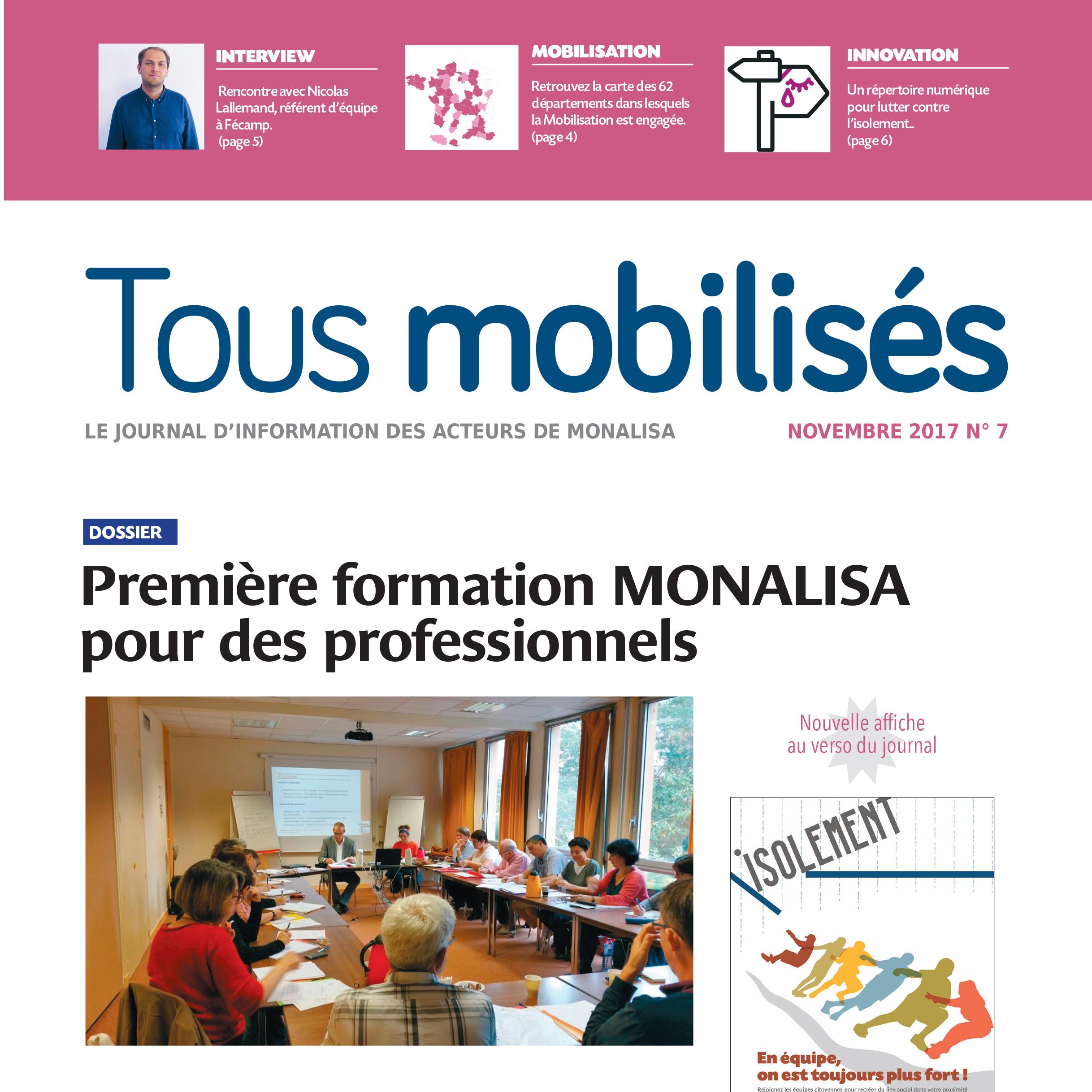 Journal Tous Mobilisés #7