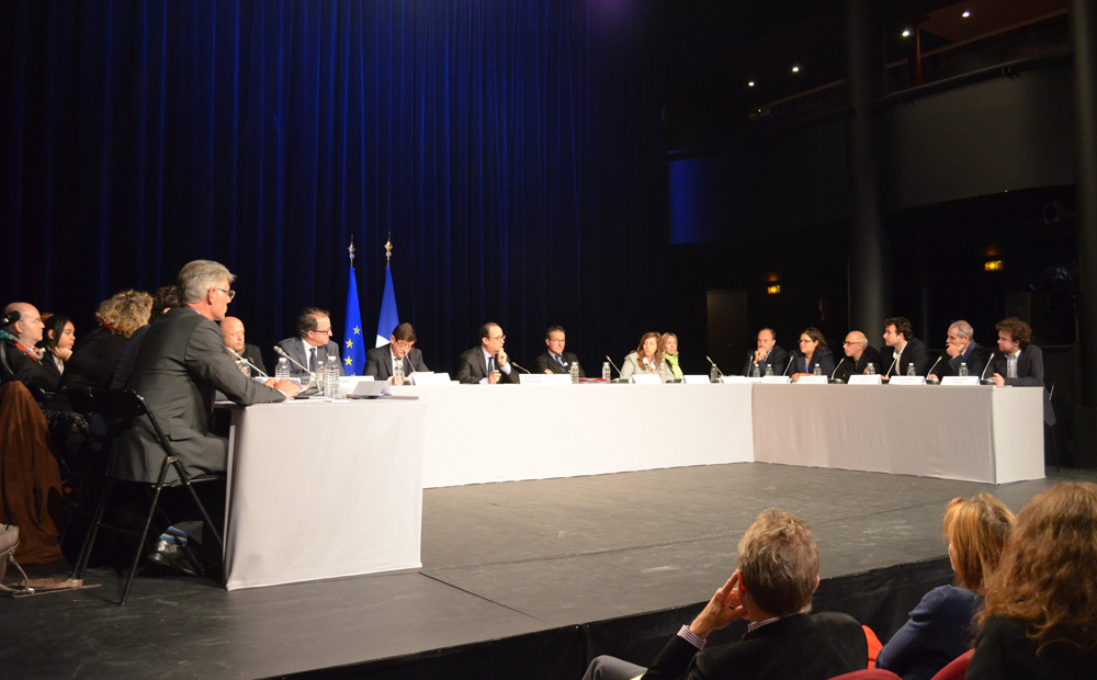 La France s'engage, point d'étape au Labo des Histoires